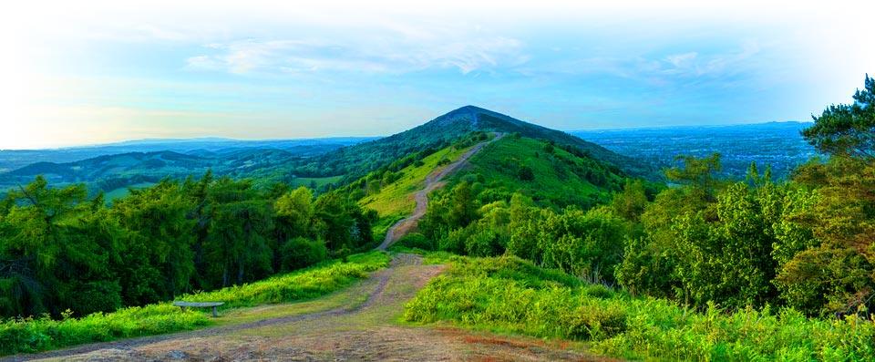 モーヴァンの丘